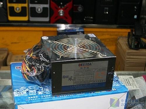 六重安全保护 科尔达新静音电源218元