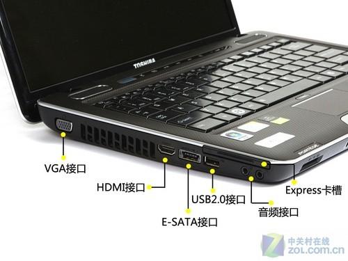 13英寸游戏利器 东芝M901独显本评测