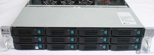 视频评测:宝德PR2012NS1服务器简析