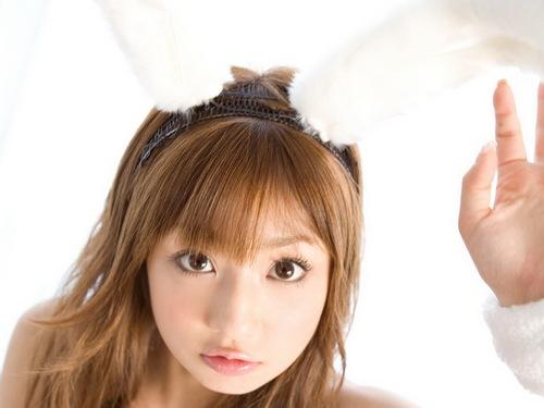 超清纯可爱!日本女星小仓优子大头照