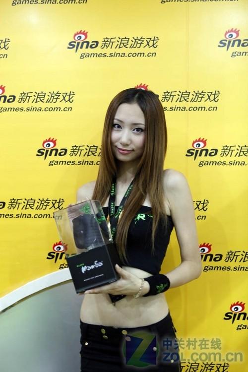 约¥ 699 razer 炼狱蝰蛇2013鼠标 约¥ 319 razer 炼狱蝰蛇(升级版)