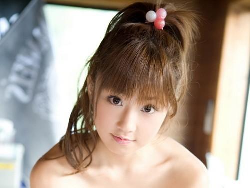 超清纯可爱 日本女星小仓优子精美壁纸