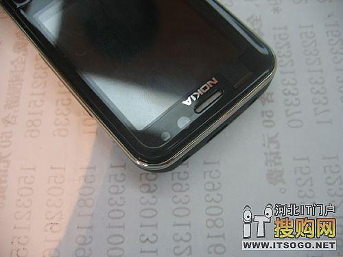 超薄智能手机 石家庄诺基亚6730新低