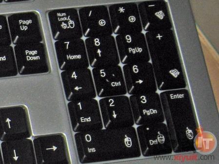键盘能当鼠标 双飞燕无线光电套装7400