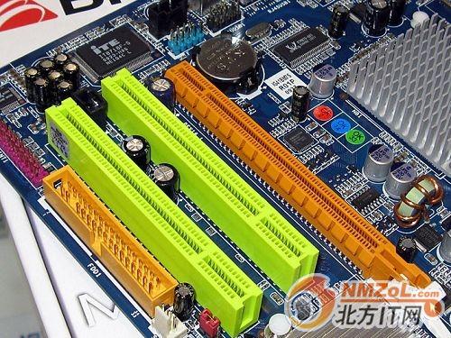 清节能一体化 映泰G41 DVI主板图片