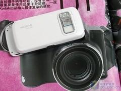 诺记拍照机皇 行货白色诺基亚N86破3K5