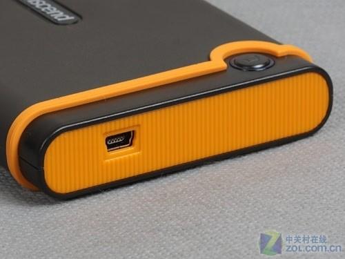 创见军用抗震硬盘促销500G移动硬盘特价格799元 全国包邮了