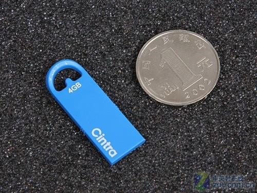 芯潮巧优804 4GB优盘图赏