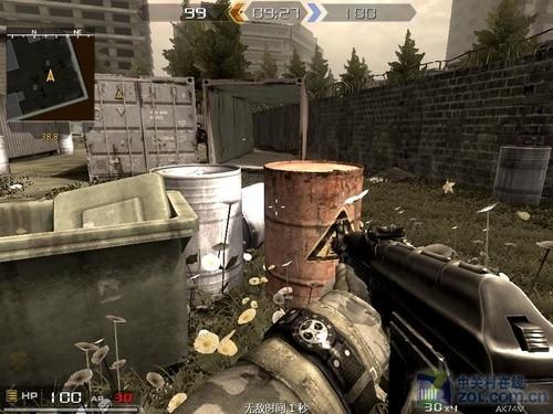 如果是玩惯了《孤岛危机》的玩家可能不习惯按g来捡枪.