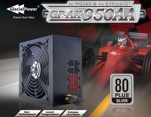 为高端游戏PC而生 GT发布950W银牌电源