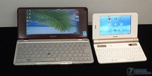 是上网本还是手机?夏普推雷人跨界产品