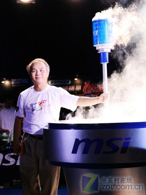 世界顶级超频赛事微星MOA2009圆满落幕