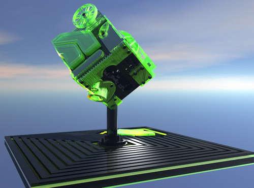 高性能立方体 国外最新翼扬机箱设计图 原创