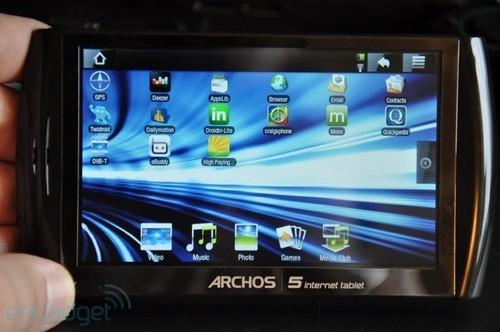 爱可视 5Internet Tablet