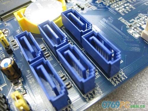 捷波xblue-p43磁盘接口