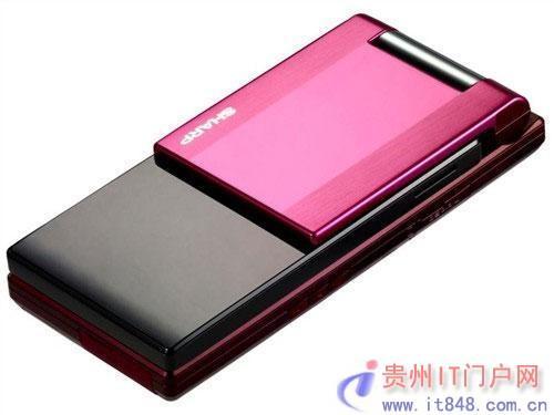 2009年夏普最新款手机