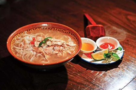 越南美食吃瘦人图片
