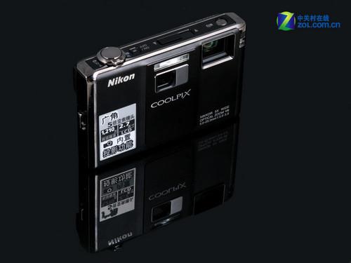 相机小面子大 投影DC尼康S1000评测首发