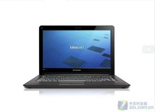 Win7系统双显卡 联想U450本4999元上市