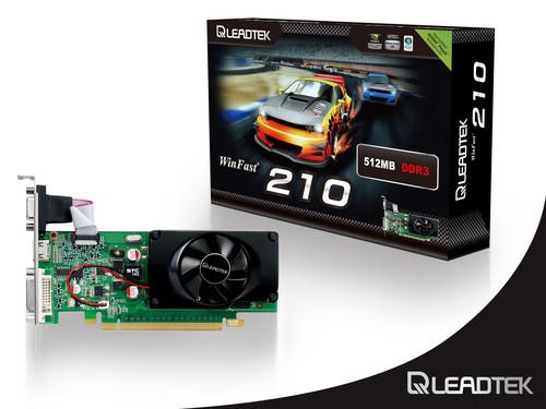 丽台科技宣布推出GeForce 200系列最新显示