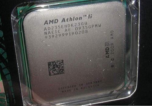 低功耗athlon ii全亮相图片