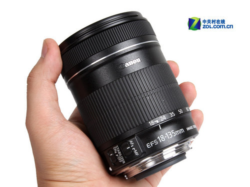 轻巧便携实用为先 佳能18-135mm镜头评测