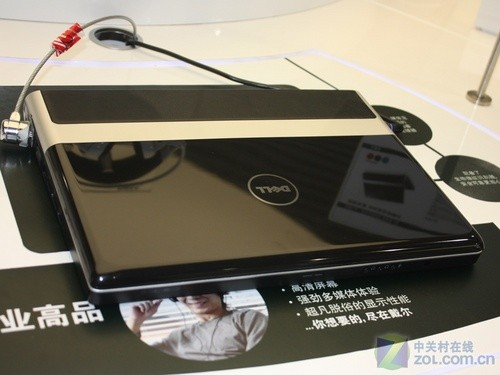 戴尔Studio XPS 13 4GBDDR3内存酷睿2双核笔记本
