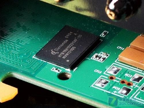 钽电容+双热管 1GB极品9800GT仅卖699元