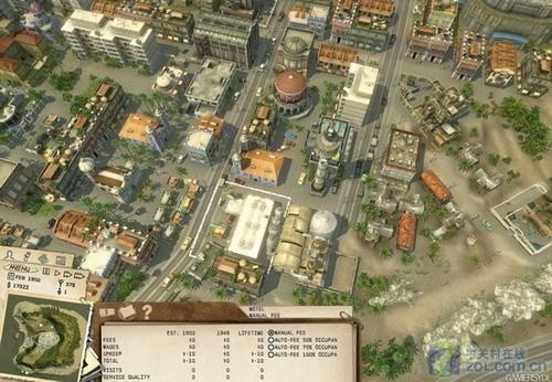 此次《海岛大亨3》打造全3d画面,并加入许多新的特色,像玩家可以