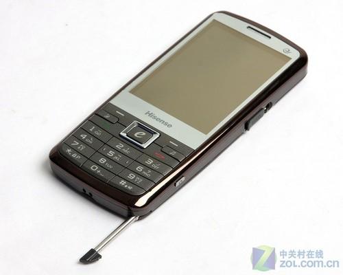 图为:海信hs-e6手机手写笔