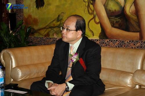 ZOL采访创新总裁