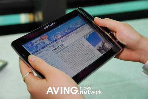 手机与MID混血?韩国推7英寸平板电脑