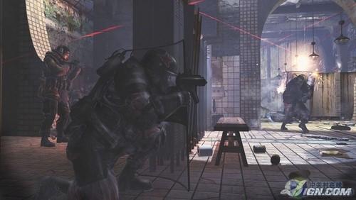 《使命召唤:现代战争2》最新游戏截图