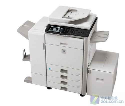 夏普新数码复合机M363N/453N/503N上市
