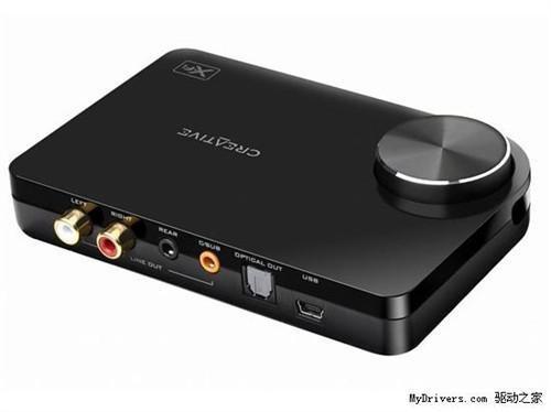 下载:创新USB声卡驱动1.01.0097 Beta版