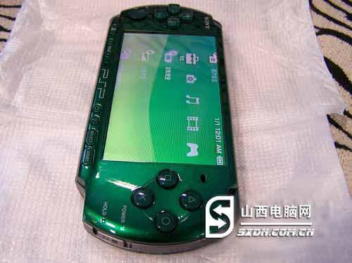 游戏玩家看过来 索尼PSP3000颜色齐全-索尼