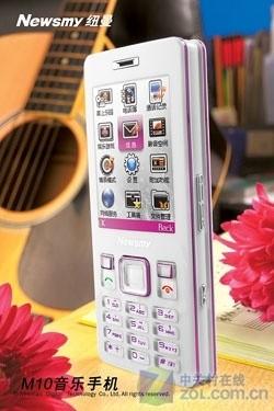 纽曼M10音乐手机图赏