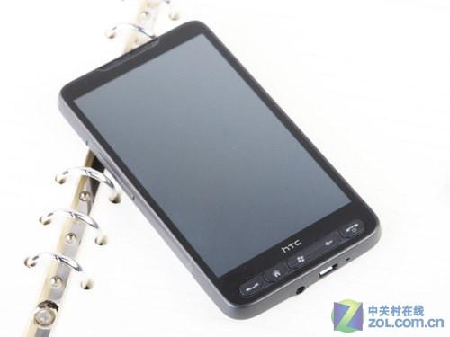大屏幕的视觉震撼 HTC HD周末高价现身