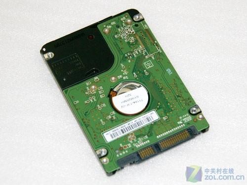 最大容量 西数640GB本盘到货