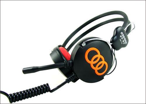 网吧首选品牌,港声高宝抗暴力耳机
