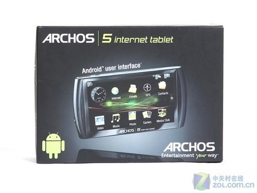 Archos 5 Internet Tablet评测