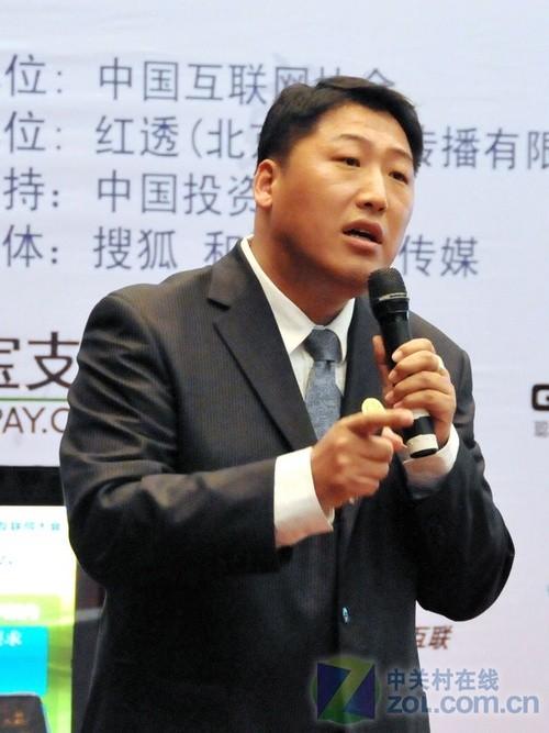 刘小东:垂直网站的价值远远被低估