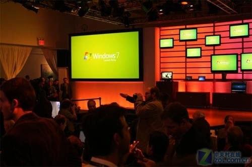 [多图]Windows7全球发布会图文直播实录