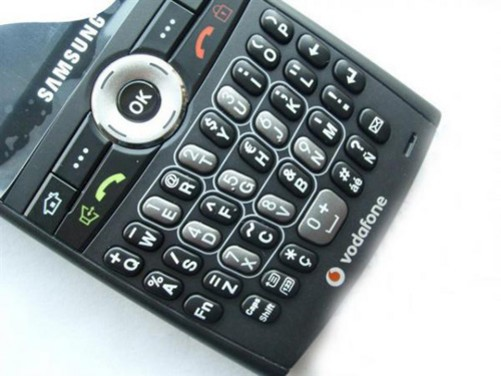 三星i600全键盘智能手机学生专用机型
