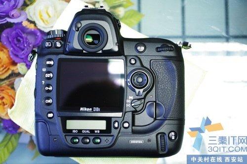 图为:尼康数码单反相机D3S-重塑摄影极限 尼康D3S彪悍问世