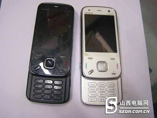 双滑盖式设计 诺基亚n86拍照手机推荐
