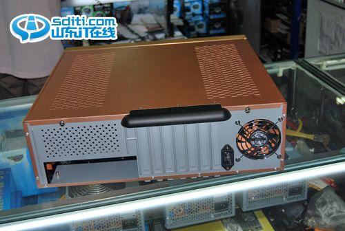 xqbox htpc500机箱散热设计