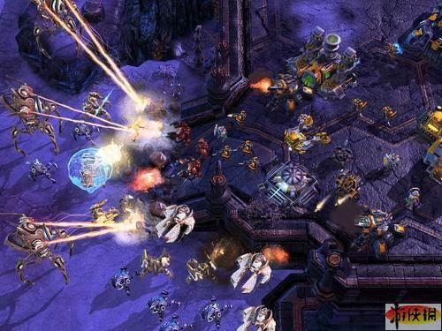 《星际2》蓝帖:游戏的视野机制不变