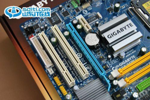 技嘉GA-G41M-ES2L主板扩展方面-二线G41无路可走 技嘉G41M ES2L图片