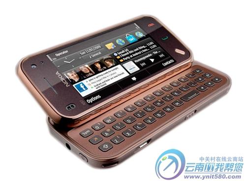 诺基亚n97mini论坛_迷你时尚新感受 诺基亚N97mini售价3585-诺基亚 N97mini_昆明手机行情 ...